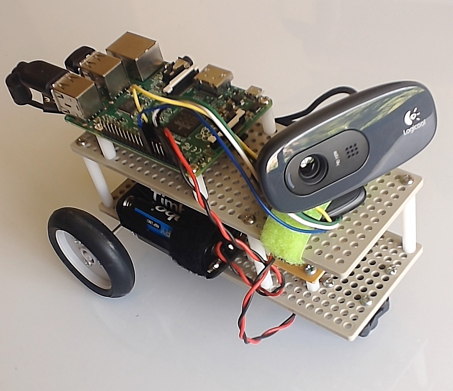 How To Build A Raspberry Pi Rover Robot With Smartphone Control Telephone Controlled Motor Page 7 Free Microcontroller Projects Maker Pro