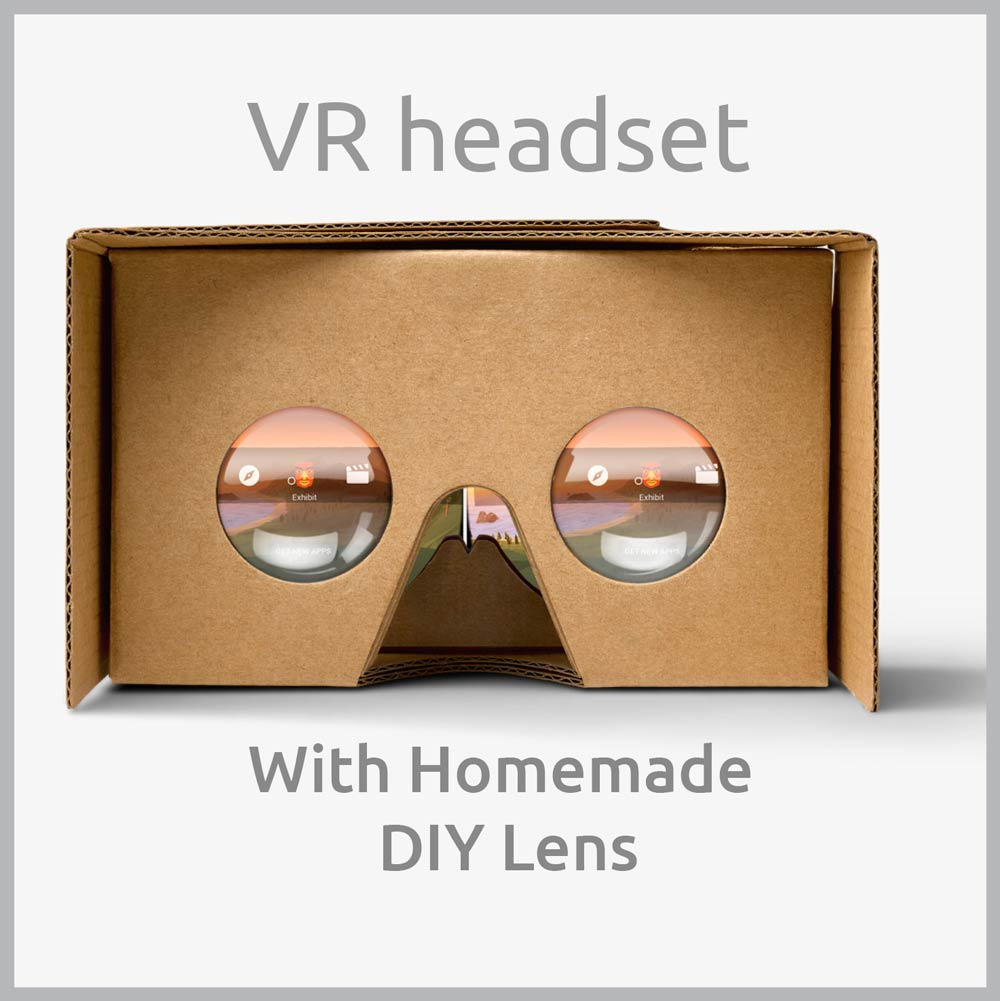 c473f3539f3 The Google Cardboard is one of the most easiest ways to experience Virtual  Reality at home. Using this tutorial, you will be able to make one for  yourself ...