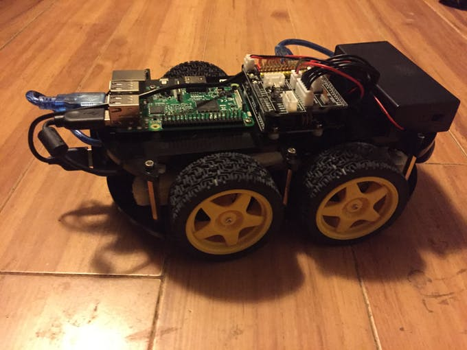 Build Breathing and Company Helper (BACH) Robot | Raspberry