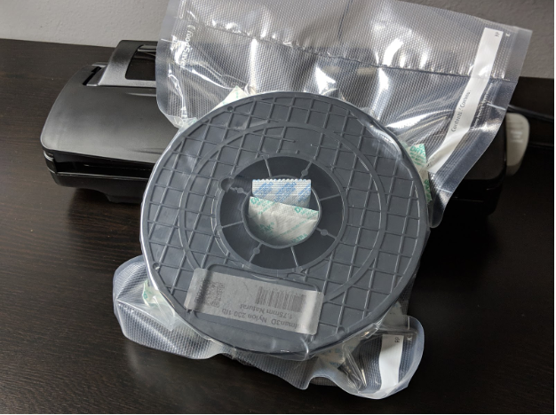 Nylon Filament Vacuum Sealed