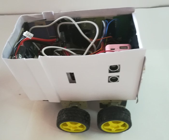How to Make an Obstacle-Avoiding Robot With Raspberry Pi | Raspberry ...