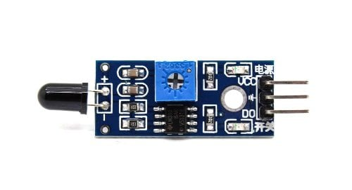 IR sensor Flame sensor