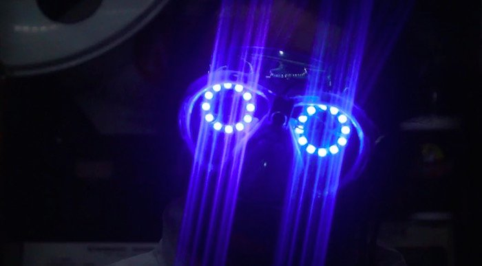 Make Sound-Activated NeoPixel Rave Goggles With Arduino | Arduino