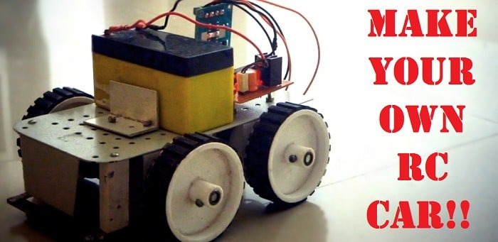 How to Make Your Own Remote-Controlled Car | PCB | Maker Pro