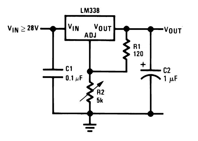 lm338 ic