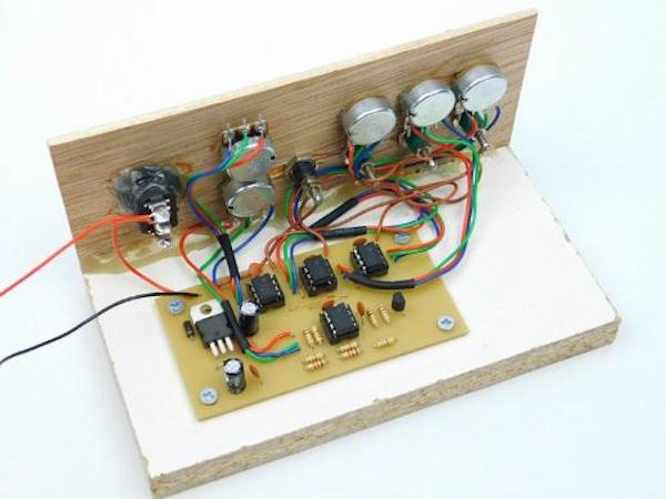 How to build a signal generator education maker pro