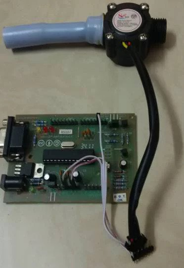 How to Interface an Arduino With a Flow Rate Sensor to