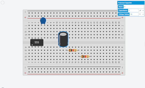 add additional components to circuit design