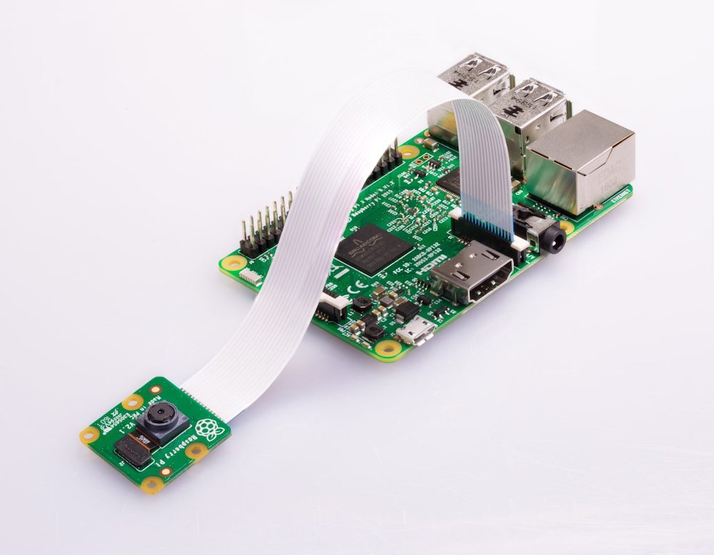 How to Use the Raspberry Pi Camera to Send Emails