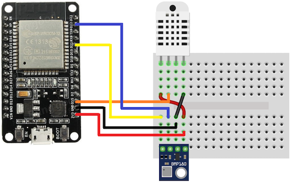How to Create a Weather Station With Sensors and an ESP32