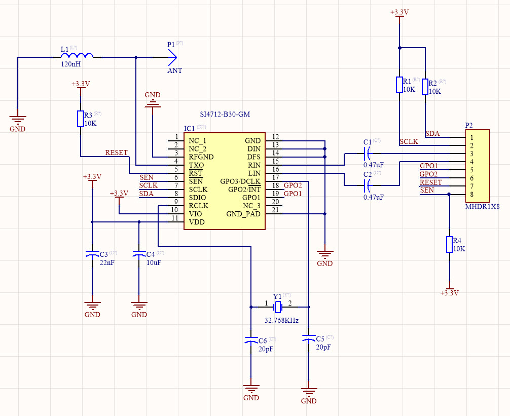 Circuit Diagram Of A Modulator Circuit In A Transmitter And Receiver