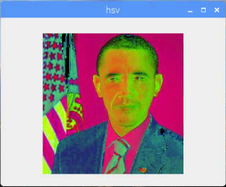 Use Raspberry Pi and OpenCV to Visualize Images in Different Color
