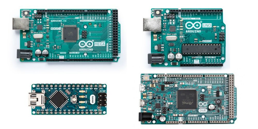 A Comparison of Popular Arduino Boards | Arduino | Maker Pro