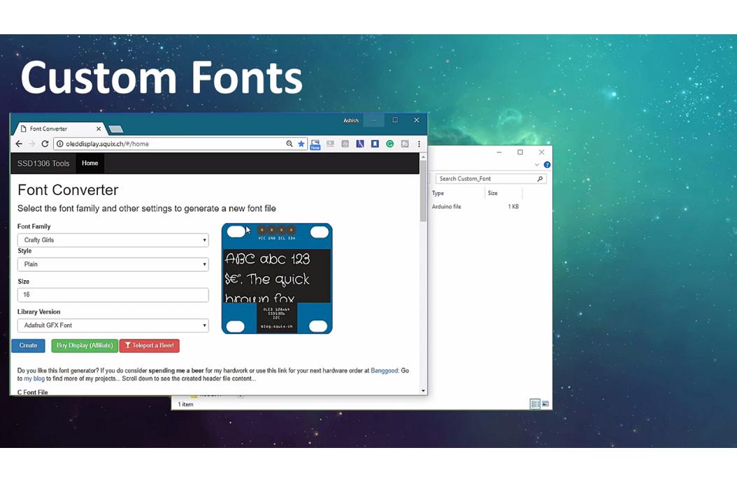 OLED I2C DISPLAY ARDUINO/NODEMCU TUTORIAL | Arduino | Maker Pro