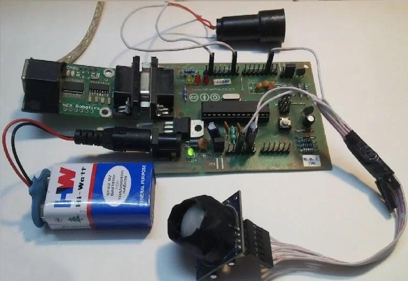 Arduino-Powered Motion-Sensor Alarm