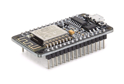 Side View of ESP8266