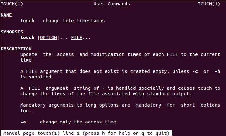 Commands For Ubuntu Terminal Pdf
