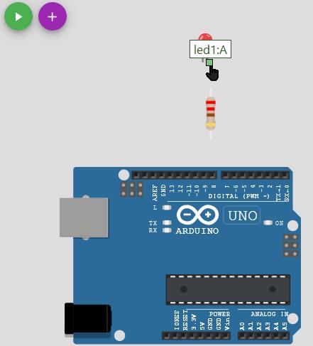 wokwi Arduino simulator