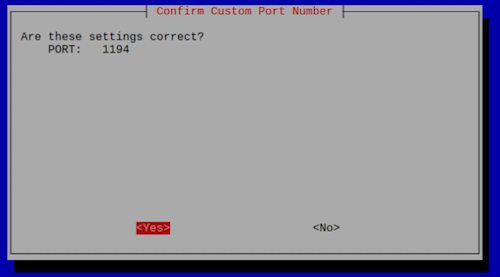 Dedicated server raspberry pi u