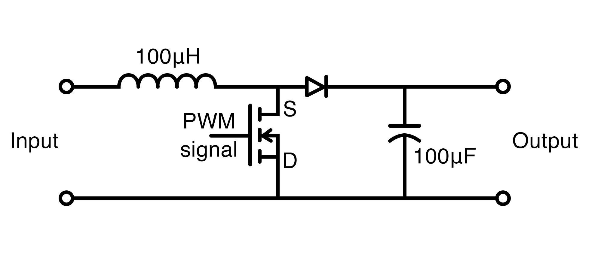 Arduino-based boost converter