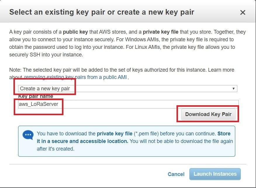 Downloading a new key pair.jpg