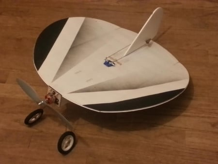 How To Make A Simple Remote Controlled Plane Custom
