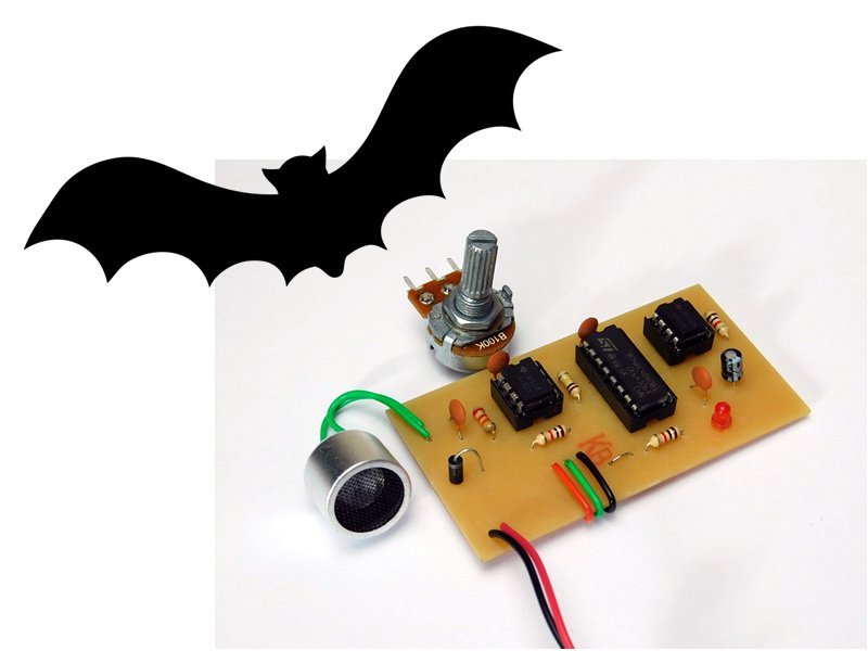 How To Make A Circuit That Detects High Frequencies The