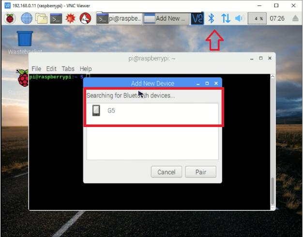 Connecting Raspberry Pi 3 Wi-Fi Via Bluetooth | Raspberry Pi