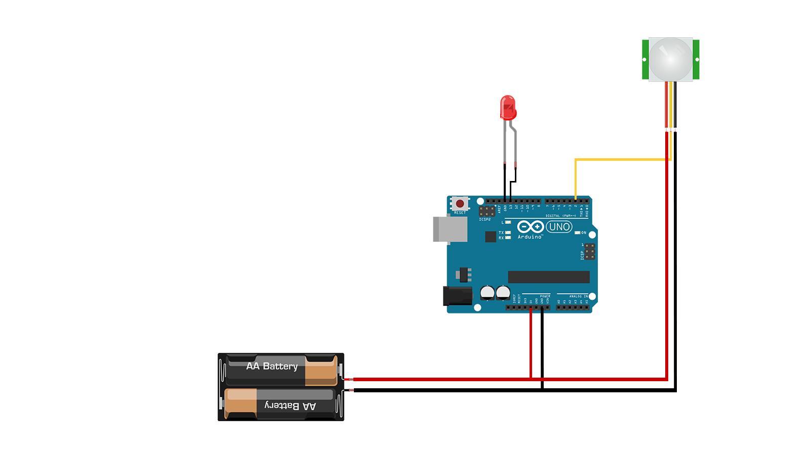 How a PIR Sensor Works   Arduino   Maker Pro