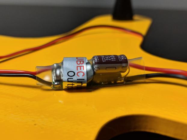 Universal Battery Eliminator Circuit