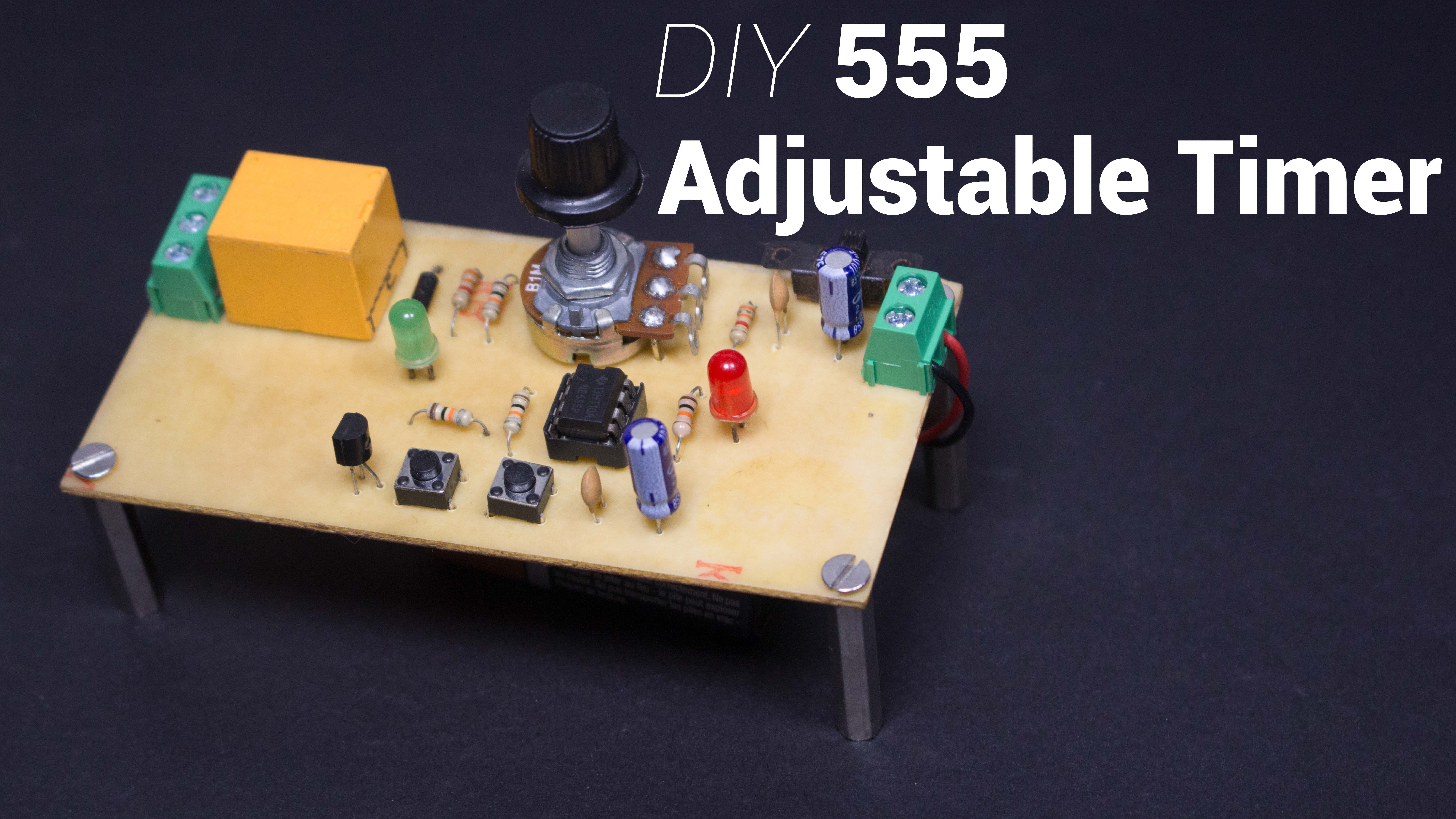 In This Circuit Ne555 Ic Is Used As Astable Multivibrator