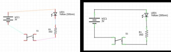fritzing schematics.png中的虚线