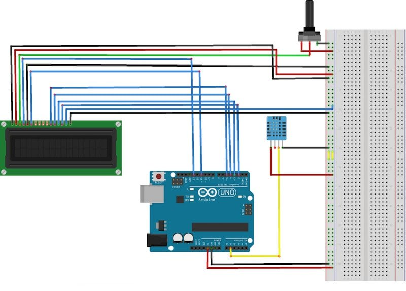 How to build an arduino weather station maker pro