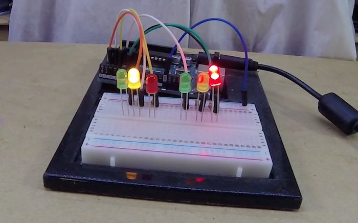 How to make an arduino led traffic light controller arduino how to make an arduino led traffic light controller arduino maker pro solutioingenieria Choice Image