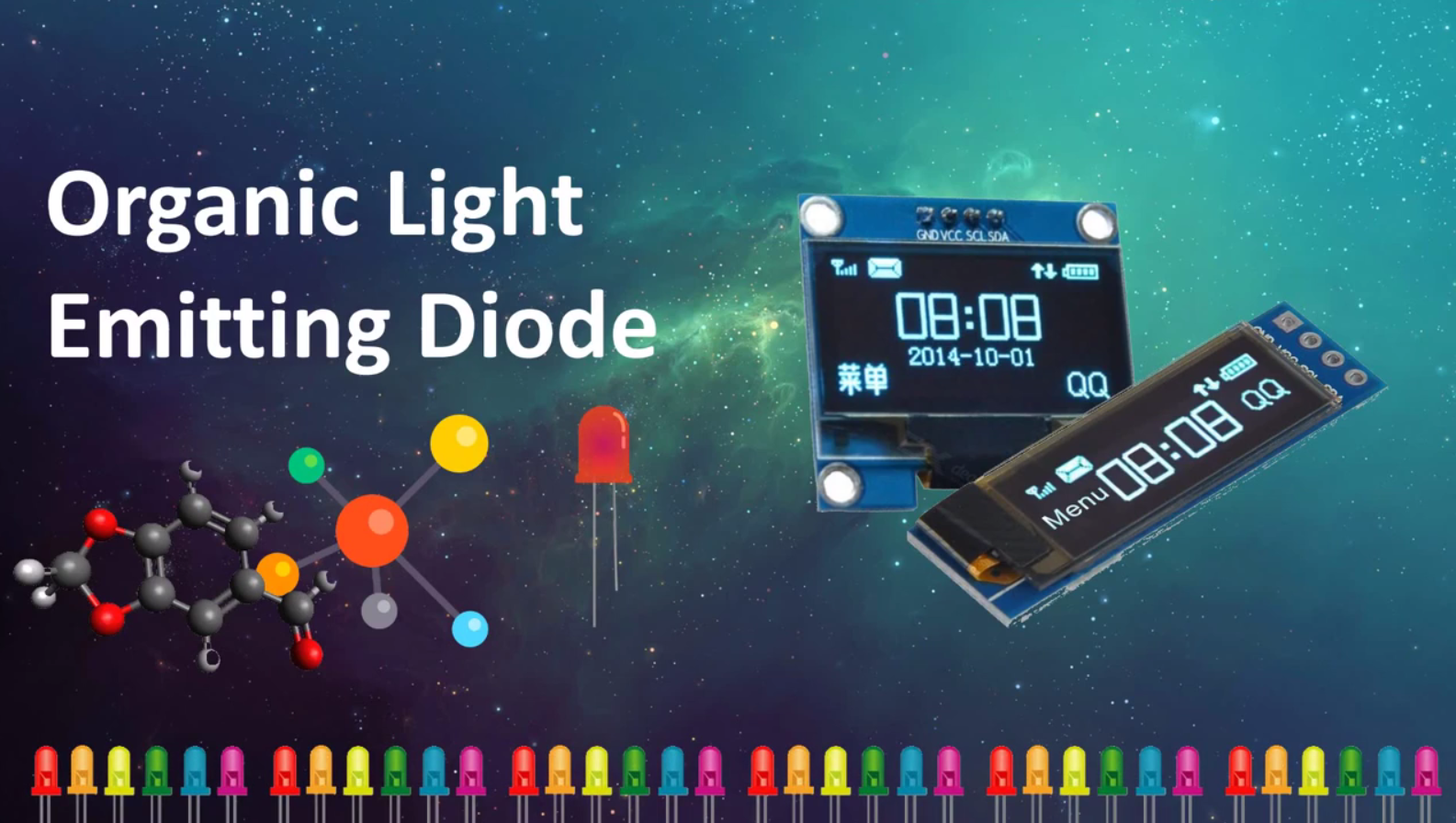 OLED I2C DISPLAY ARDUINO/NODEMCU TUTORIAL | Arduino | Maker Pro