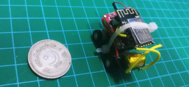 Build an IoT-Controlled Robot With ESP8266 and Blynk | Blynk