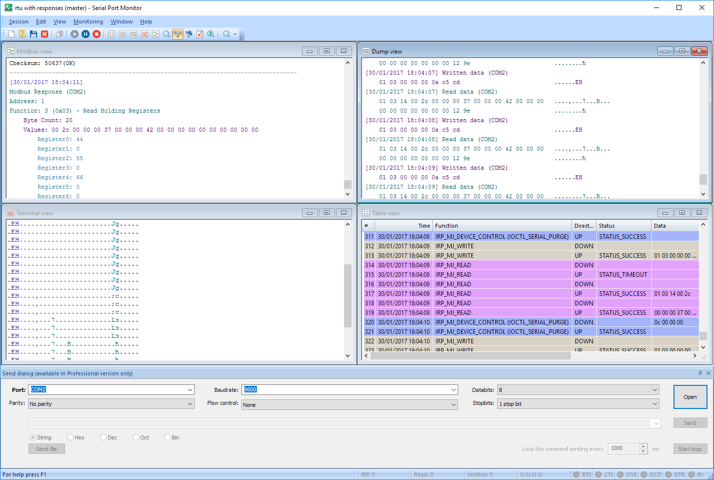 How to Decode Modbus Protocol | Arduino | Maker Pro