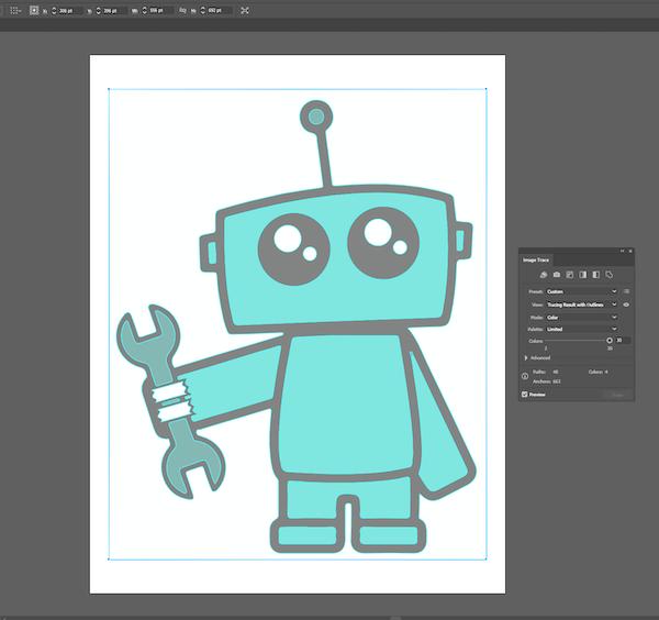 colors slider in adobe illustrator