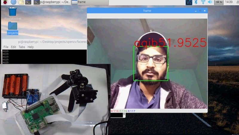 How To Create A Facial Recognition Door Lock With