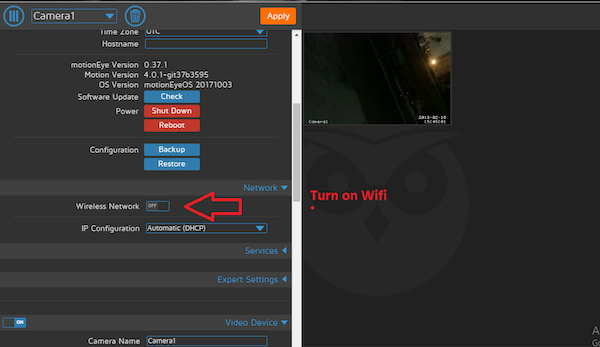 How to Build a CCTV Network Camera With Raspberry Pi Zero W
