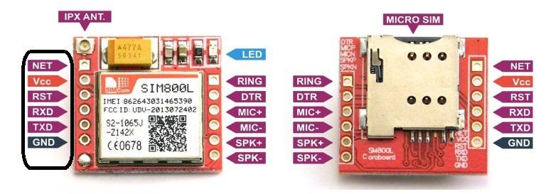 SIM800L GSM/GPRS Module Easy AT Commands | Arduino | Maker Pro