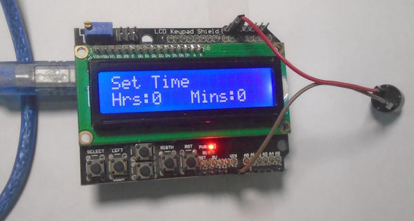 How To Build An Arduino Controlled Kitchen Timer Arduino Maker Pro