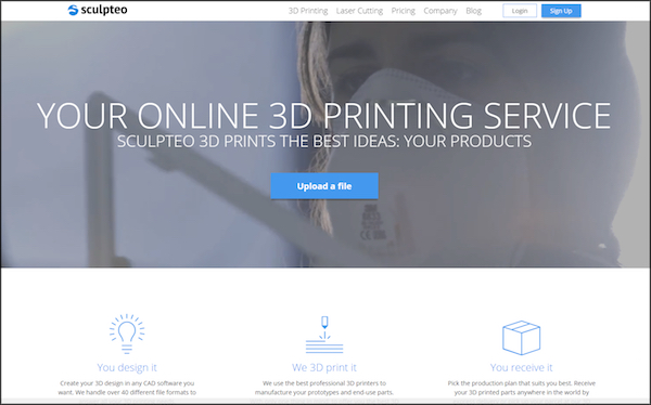 3D Printing Services for Creative Projects | Custom | Maker Pro