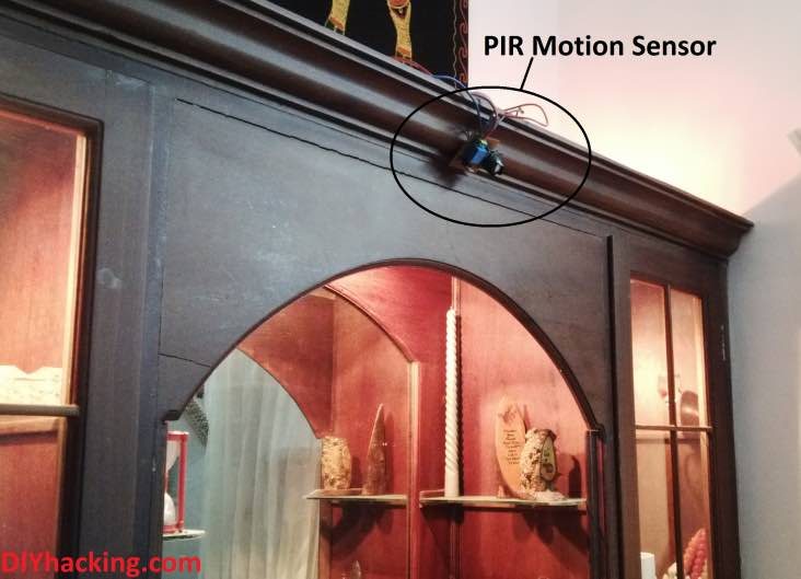 How to Automate Your Home With a PIR Motion Sensor | Custom