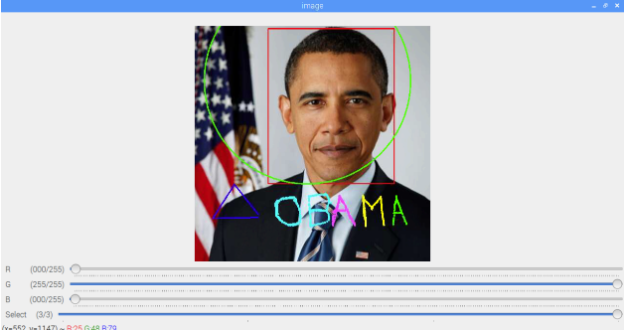 Paint App with OpenCV