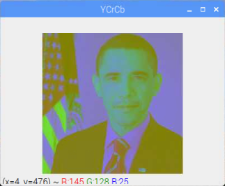 Use Raspberry Pi and OpenCV to Visualize Images in Different