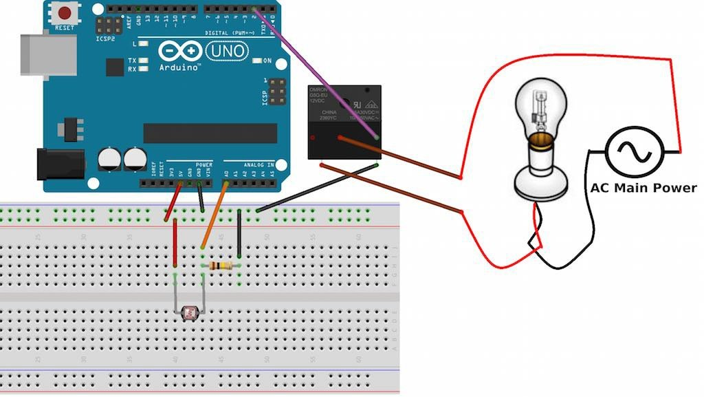 How to Use an LDR Sensor With Arduino | Arduino
