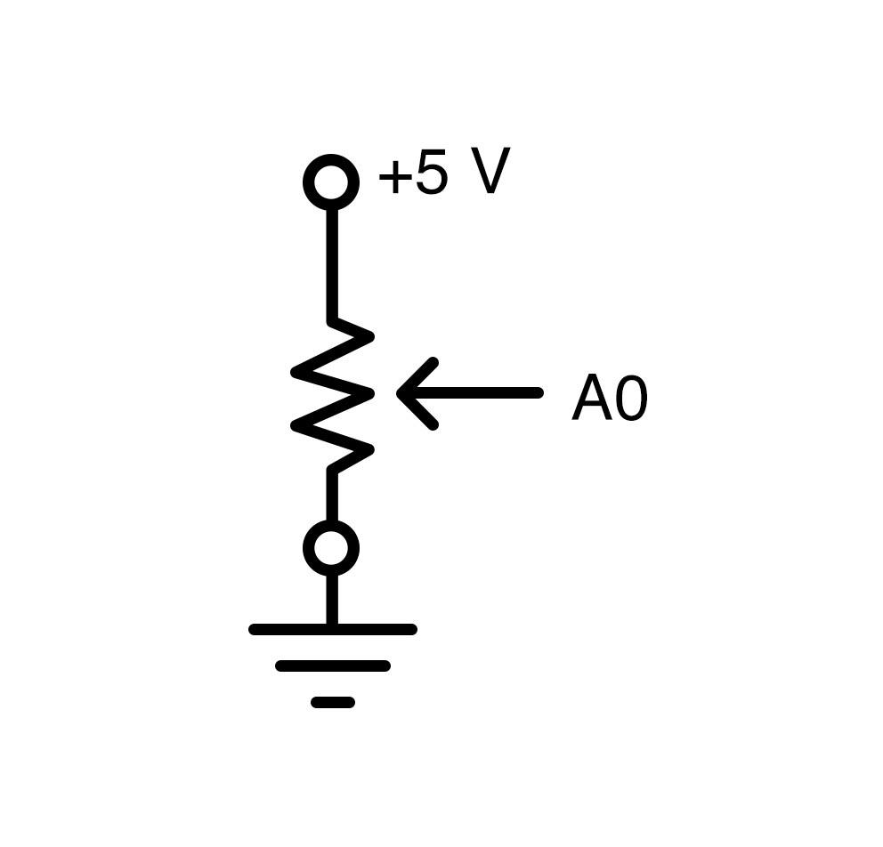 adc converter of Arduino