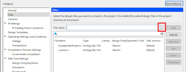 in file name add elements